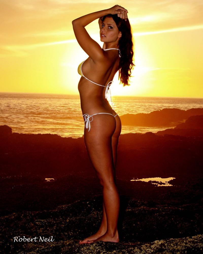 Beautiful Laguna Beach Oct 19, 2008 Cassie on Fire!