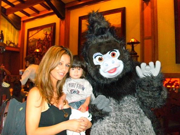 Disneyland Oct 19, 2008