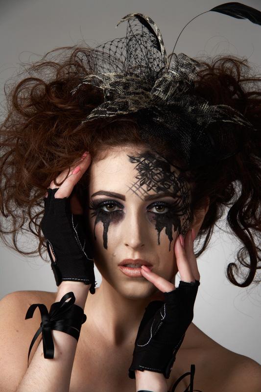 Oct 19, 2008 stanb- studiovogue photography Carla B - Makeup & Styling Dave Reid