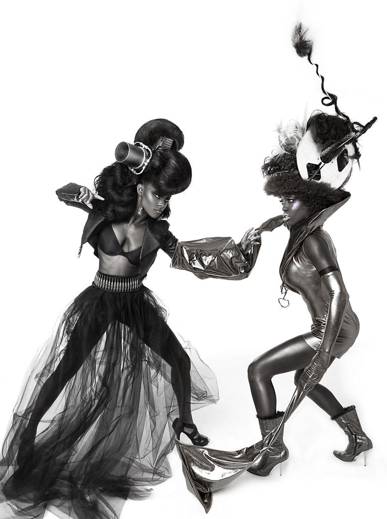 Chris Voelker Studio Oct 19, 2008 Even on Mars there is black on black violence! :-)