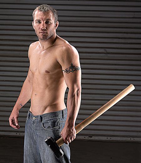 Male model photo shoot of Casey Olson in Fresno, Calif.