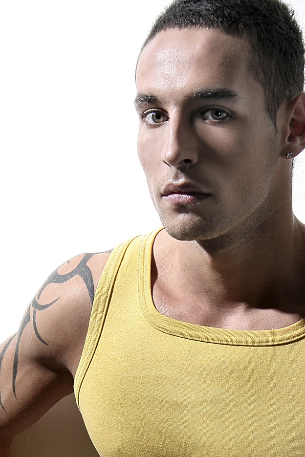 Male model photo shoot of Jacques G by HOTSNAPZ in London
