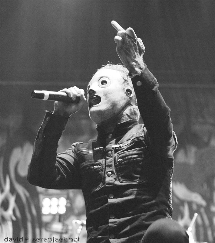 MAYHEM FESTIVAL Oct 21, 2008 scrapjack.net™ Slipknot