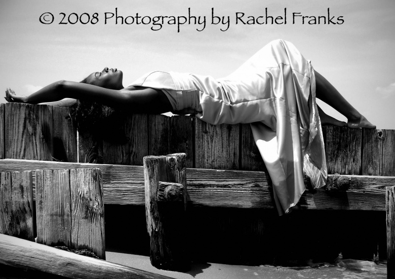 Ocean View Beach (Norfolk, VA) Oct 21, 2008 2008 Rachel Franks (AKA: Creative Eyez Photo) 2006 Trash the Dress/ Modeling Shoot