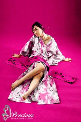 Female model photo shoot of Cecilia J