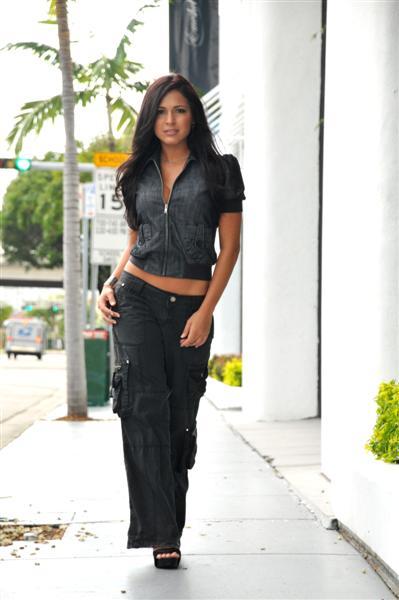 Downtown Miami Oct 23, 2008