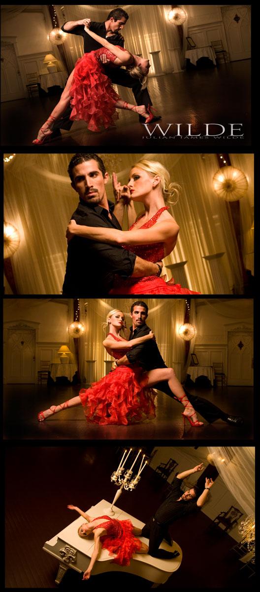 Wilde Studio, Grand Salon Oct 23, 2008 julian james wilde @2008 The Red Dress Tango    (for ENTOURAGE)