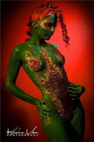 Arizona Oct 23, 2008 Bodypaint and hair by me Jewels pre made by Whendy