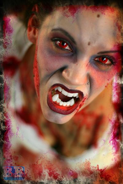 SNAPM.....NJ Oct 25, 2008 Blue Box Pictures..(He Rocks!!) Special FX makeup by Ghoulschool Productions