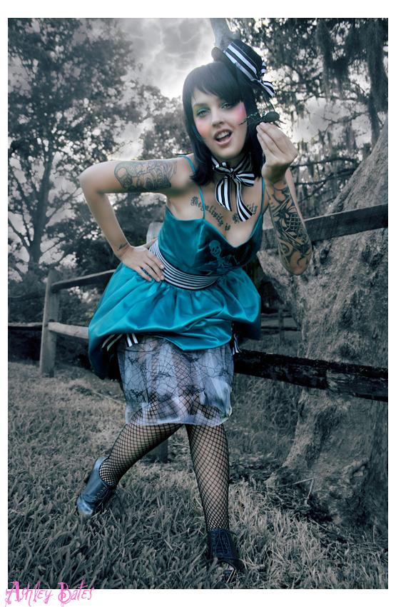 Oct 25, 2008 Ashley Bates Wardrobe by Art Damage