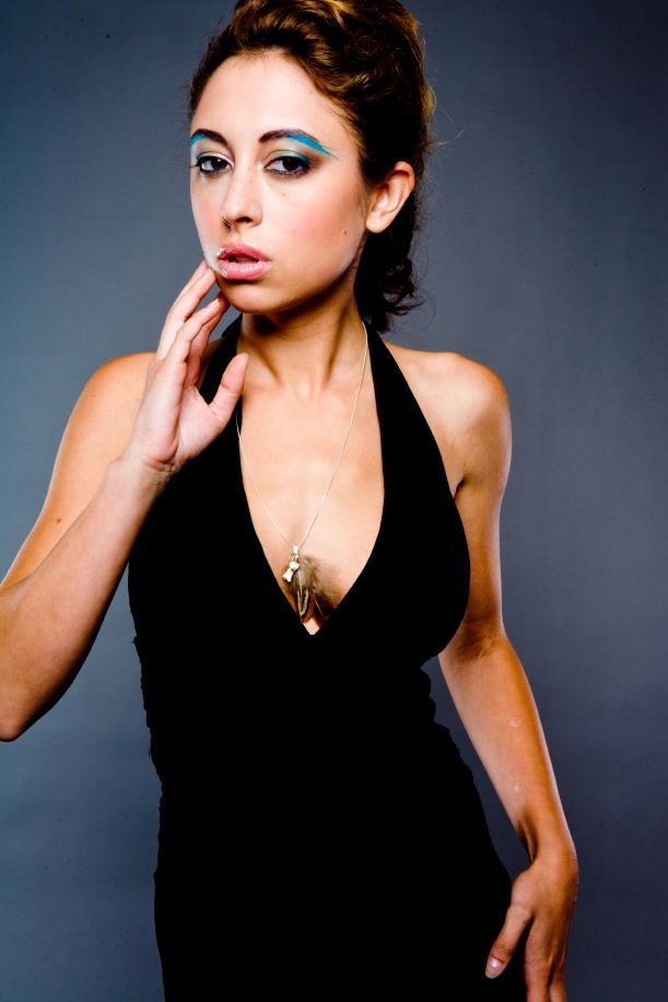 Female model photo shoot of Midori by James Ryder and Adam Hendershott in Los Angeles Sept 08