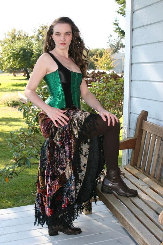 Tokeland Porch Oct 25, 2008 Nikki Tokeland