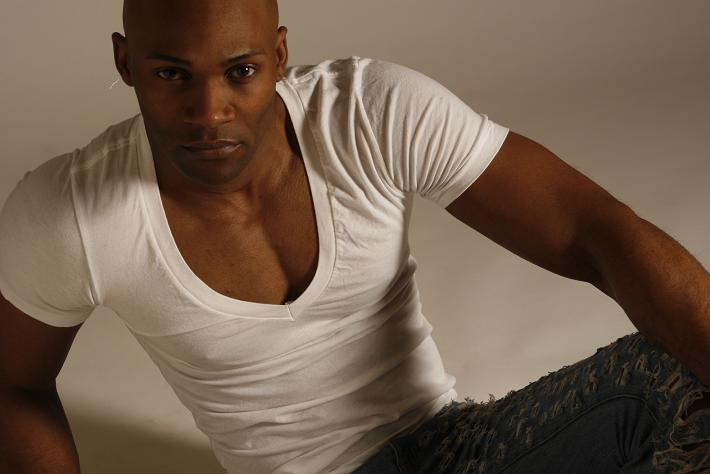 Male model photo shoot of Dolce Alexandher