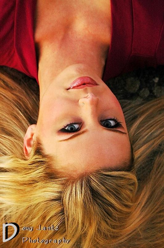 Female model photo shoot of Chelsey Meador