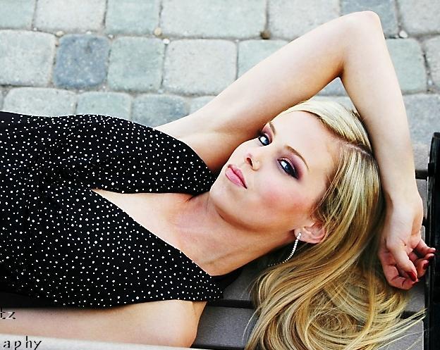 Female model photo shoot of Chelsey Meador by Doug Jantz