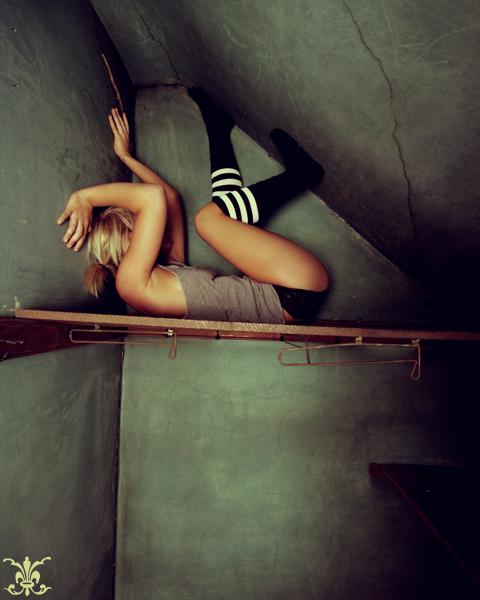 Male model photo shoot of where they sleep in cincinnati, oh