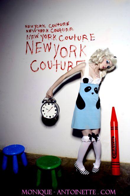 Oct 27, 2008 Monique-Antoinette.com makeup/wig by Dark Interest