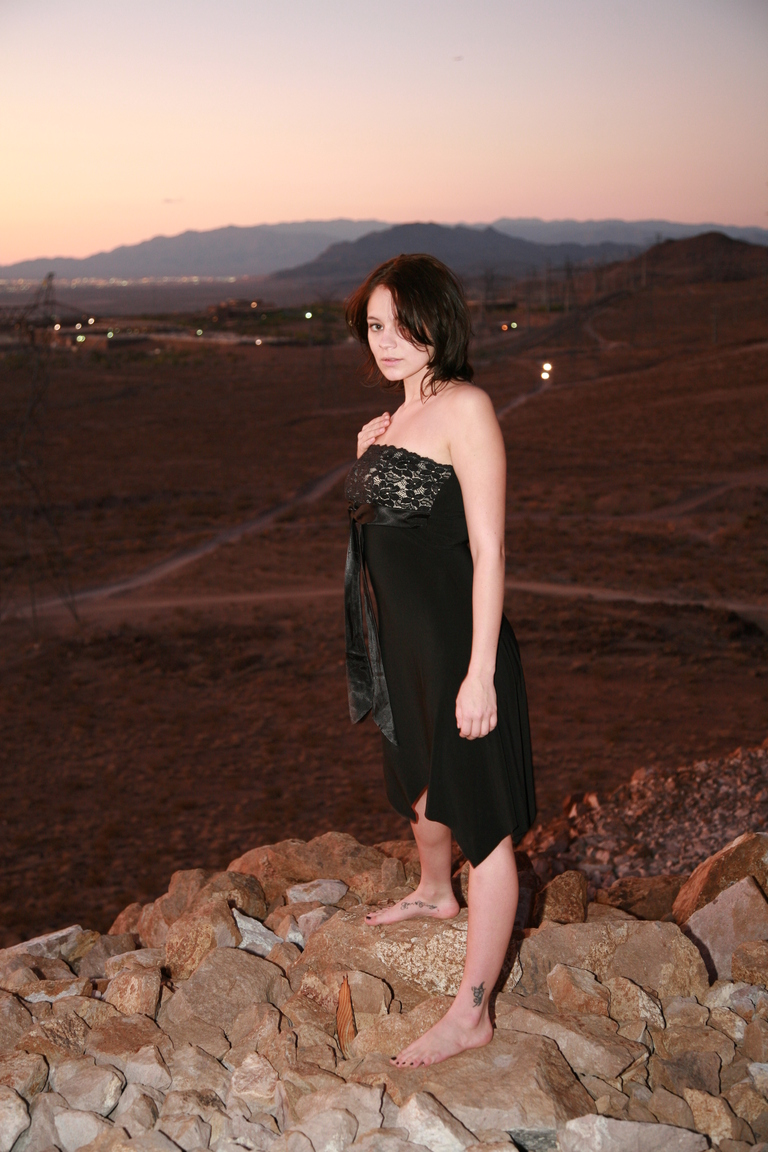 Henderson,NV Oct 28, 2008 2008 Barefoot and feelin Free !