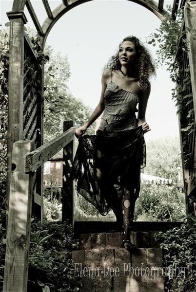 Female model photo shoot of Bethany Caruso by Elena Dee Photography
