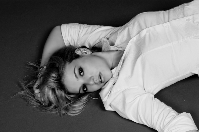 Female model photo shoot of CassandraRose by Kenny L