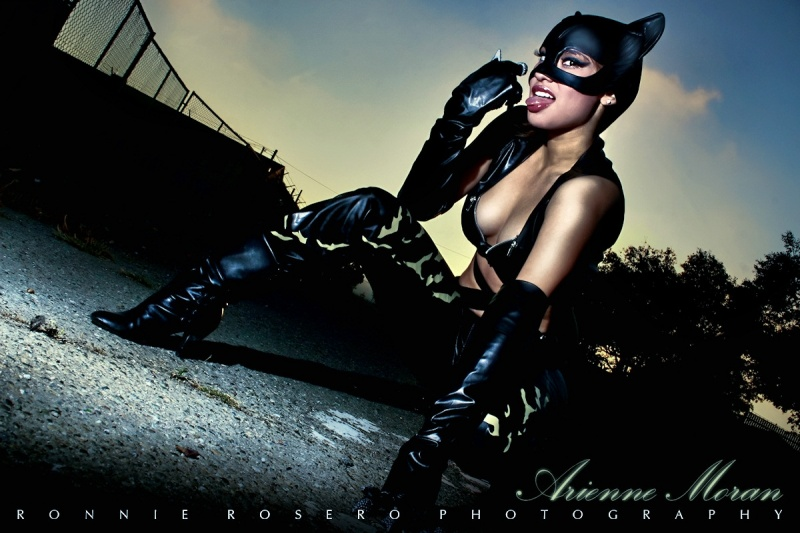 Oct 30, 2008 catMAN coming soon..starring Ronnie Rosero! haha HAPPY HALLOWEEN from Ronnie and Arienne!