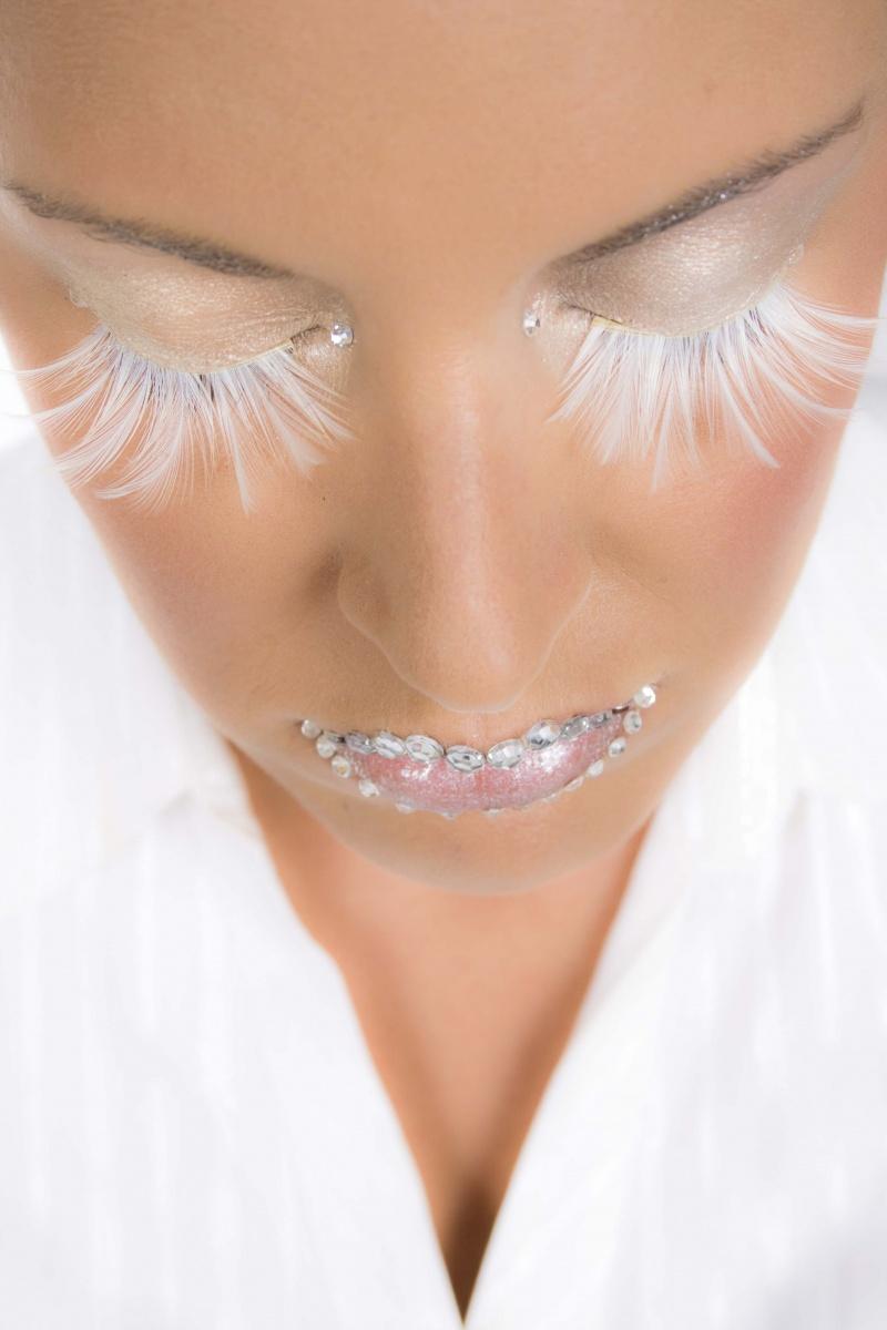 Female model photo shoot of Jai Exotic Visions