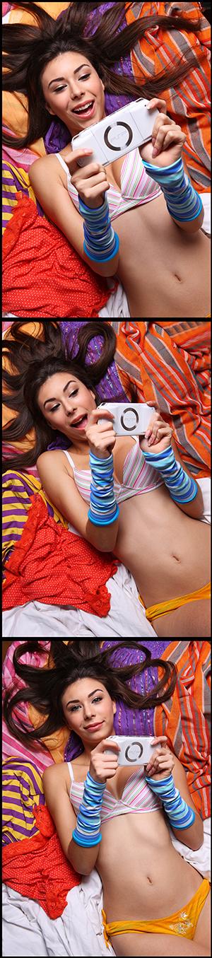 Oct 31, 2008 PSP Girl :)