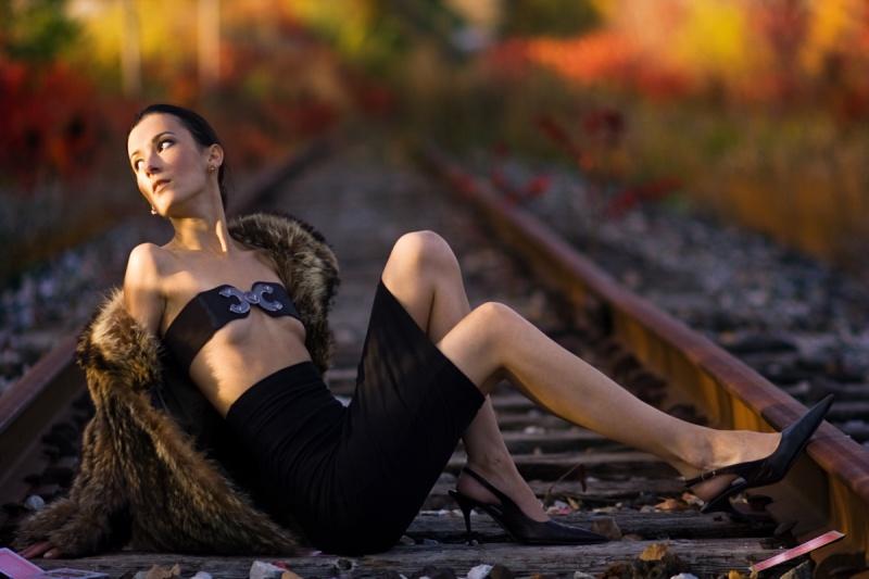 Female model photo shoot of Inna Morata by Ryan Metrix X