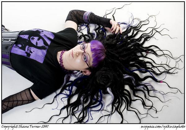 Studio, Staffordshire Nov 02, 2008 Yakuza Photo medusa eat your heart out!