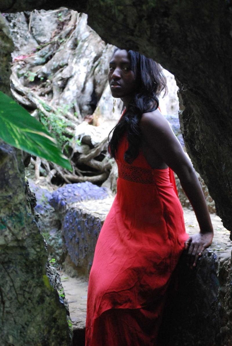 Female model photo shoot of Kai Soho in Jamaica