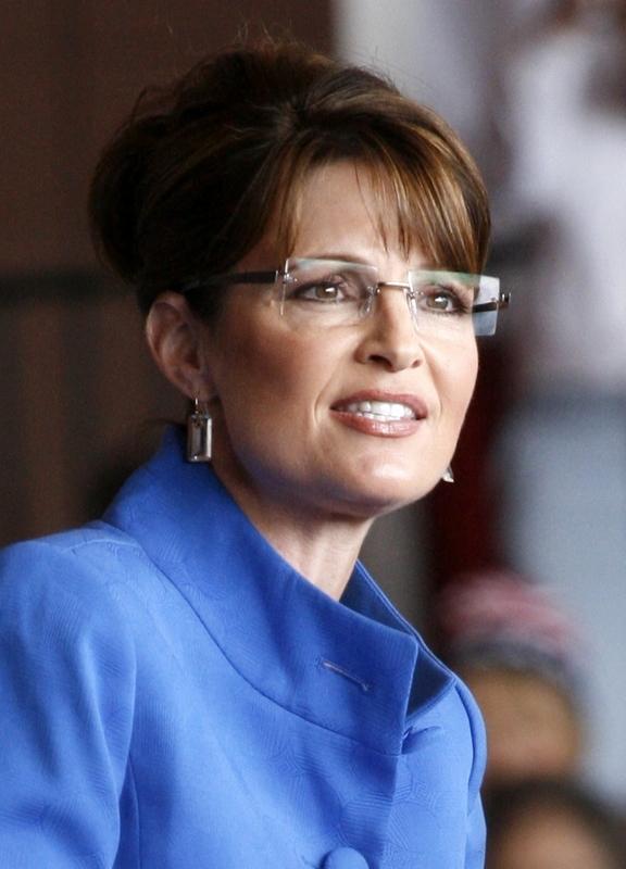 Polk City, Florida Nov 02, 2008 W. Thomas Miles ( I voted for OBAMA!) Sarah Palin - Photo Journalism