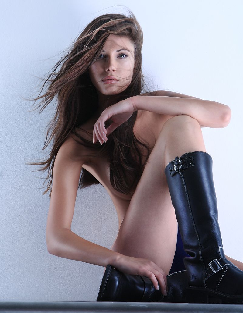 Female model photo shoot of Megan Farquhar in LA