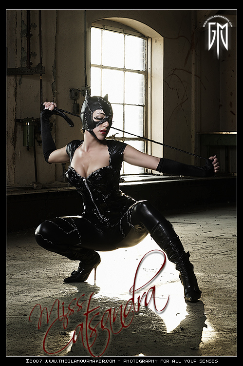 Gotham City Nov 03, 2008 Catowoman- Costume Designed and Created by me