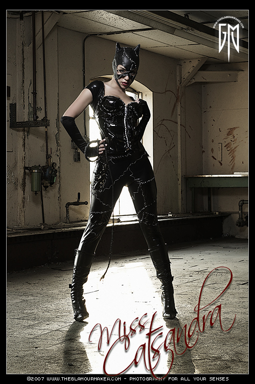 Nov 03, 2008 Catwoman 2- Costume Designed and Created by Me