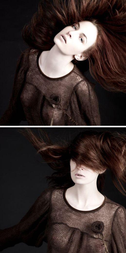 London Nov 04, 2008 Derek Manning Hair, make-up & styling by Kayt Webster-Brown