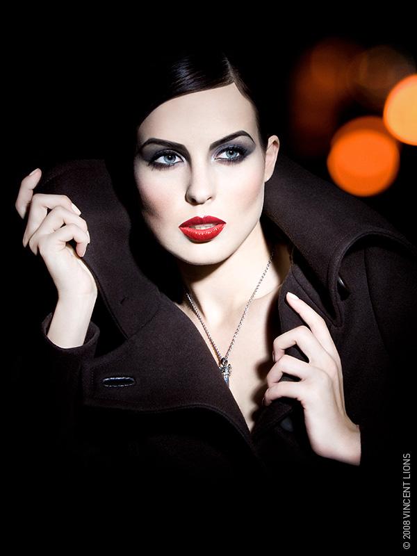 Nov 06, 2008 Photo - Vincent Lions; Model - Vlada