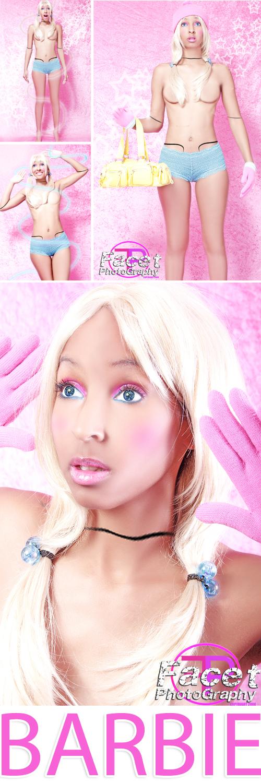 Facet Studios Nov 06, 2008 Facet Photography 2008  Tiffany Nelson Barbie Shoot