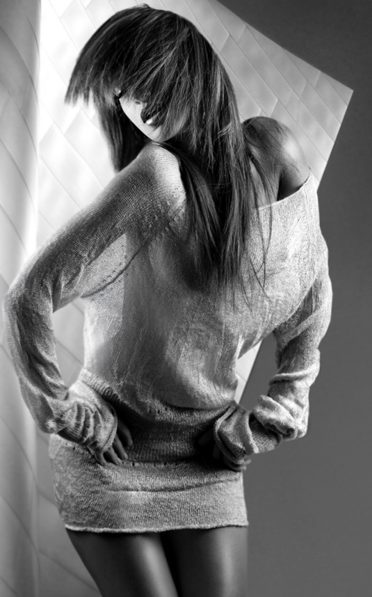 Female model photo shoot of Reby