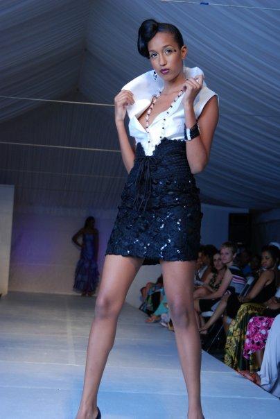 Barbados Nov 06, 2008 Absolut Caribbean Fashion Show- Pat Coats