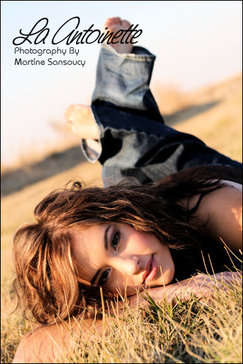 Saskatoon - Everywhere Nov 07, 2008 Martine Sansoucy Make-Up by Lisa Curtis  Terrai