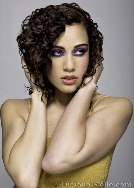 Nov 08, 2008 © Luciano Mello Thay and Jessie ---  Hair by Nisha