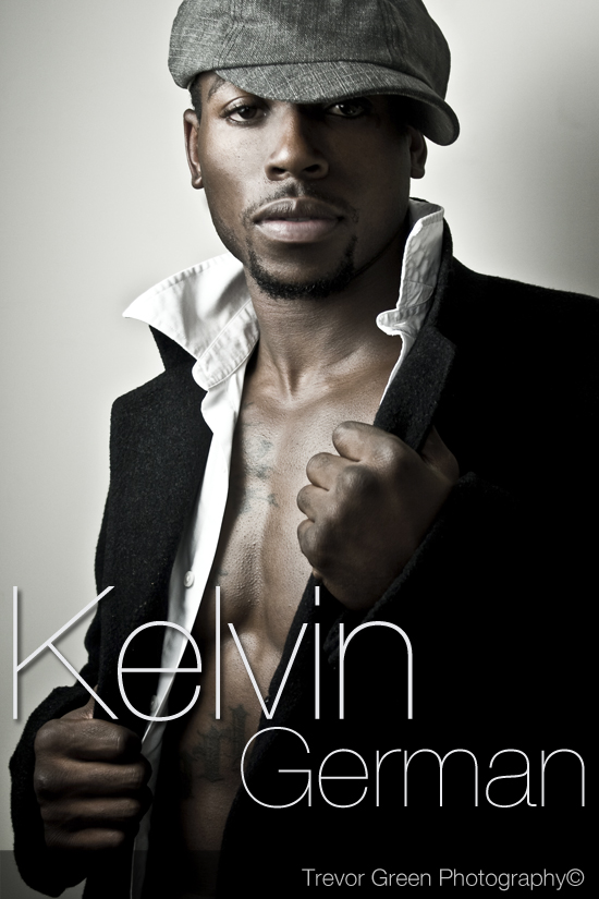 Atlanta GA Nov 08, 2008 Trevor Green New Model - Kelvin German, look out for him!
