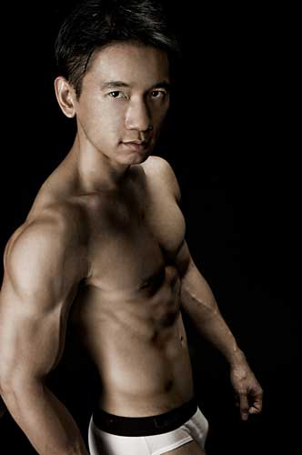 Male model photo shoot of ARt s Models in Singapore