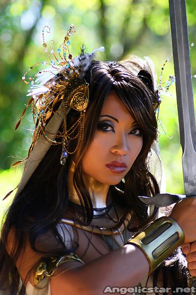 Atlanta Nov 09, 2008 Brian Boling  Preview image - Goddess of War