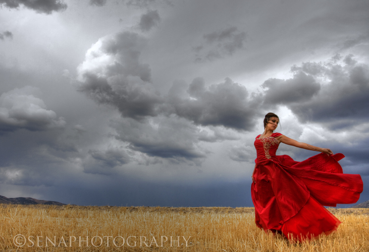 Idaho Nov 09, 2008 senaphotography Dancing with the wind