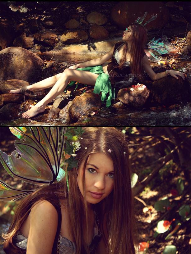 Harold Boas Gardens Nov 09, 2008 Jessica Truscott Fae-ry