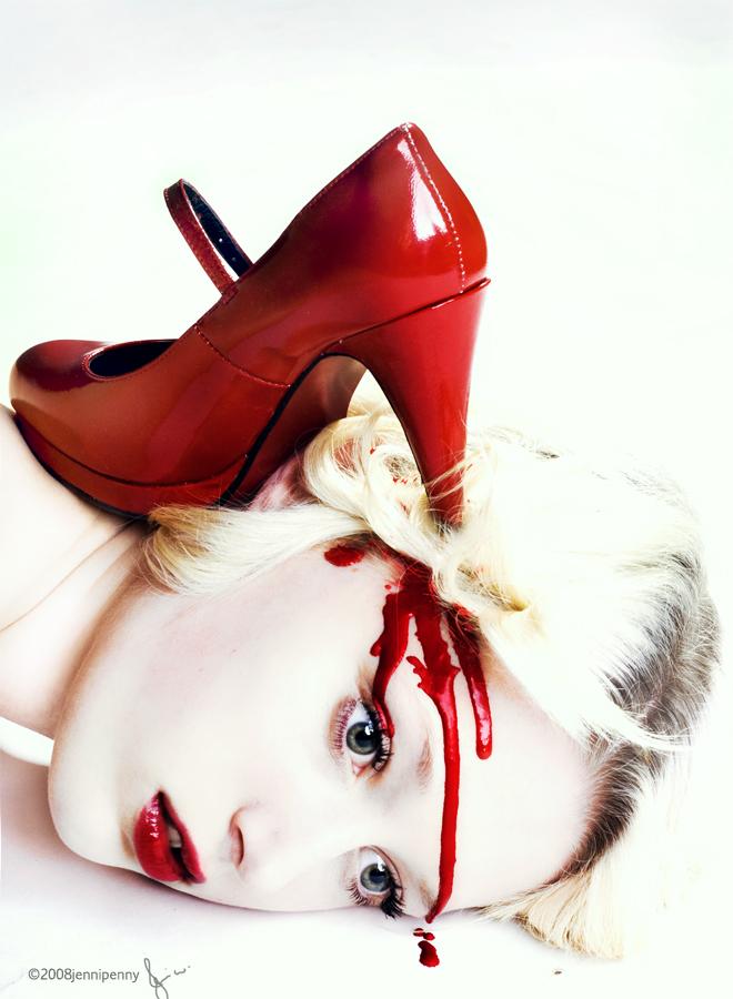 studio Nov 09, 2008 Jenni white These shoes are killing me