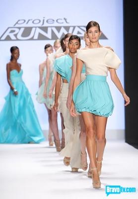 NY Fashion Week Nov 10, 2008 bravo