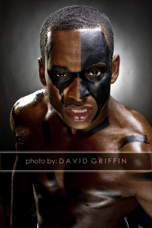 G-Studios 01 Nov 10, 2008 David Griffin 2008 [Makeup Also By Me!] INTENSITY!