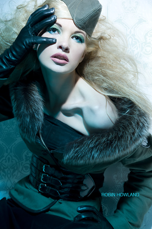 STUDIO Nov 10, 2008 c2008 FOM RUSSIA WITH LOVE... MODEL ANNA.. hair mu photo style RHOWLAND